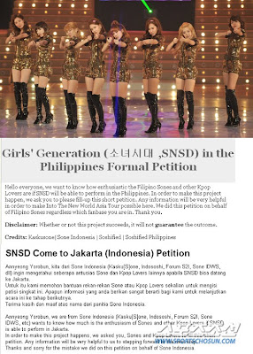 SNSD come to Jakarta
