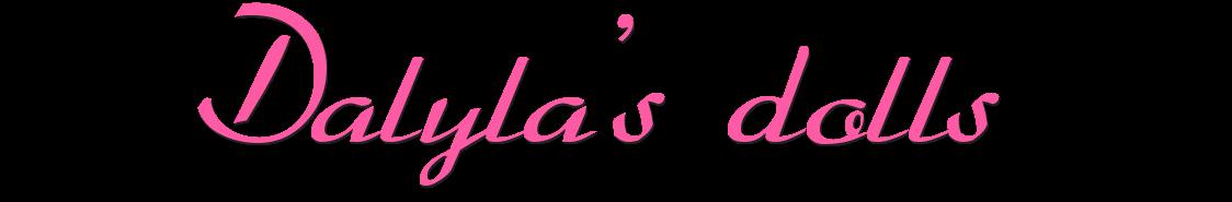 Dalyla's dolls