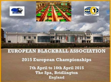 BRIDLINGTON 2015 EBA DAILY SCHEDULES