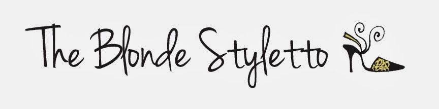 The Blonde Styletto