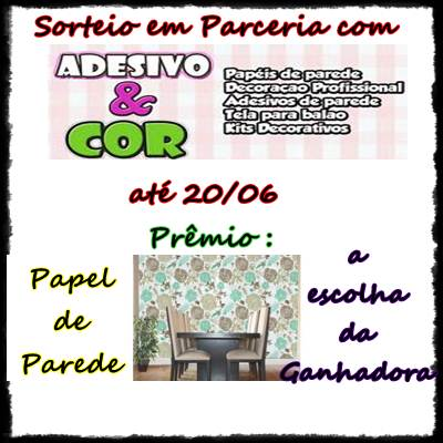 Sorteio no Blog Nude