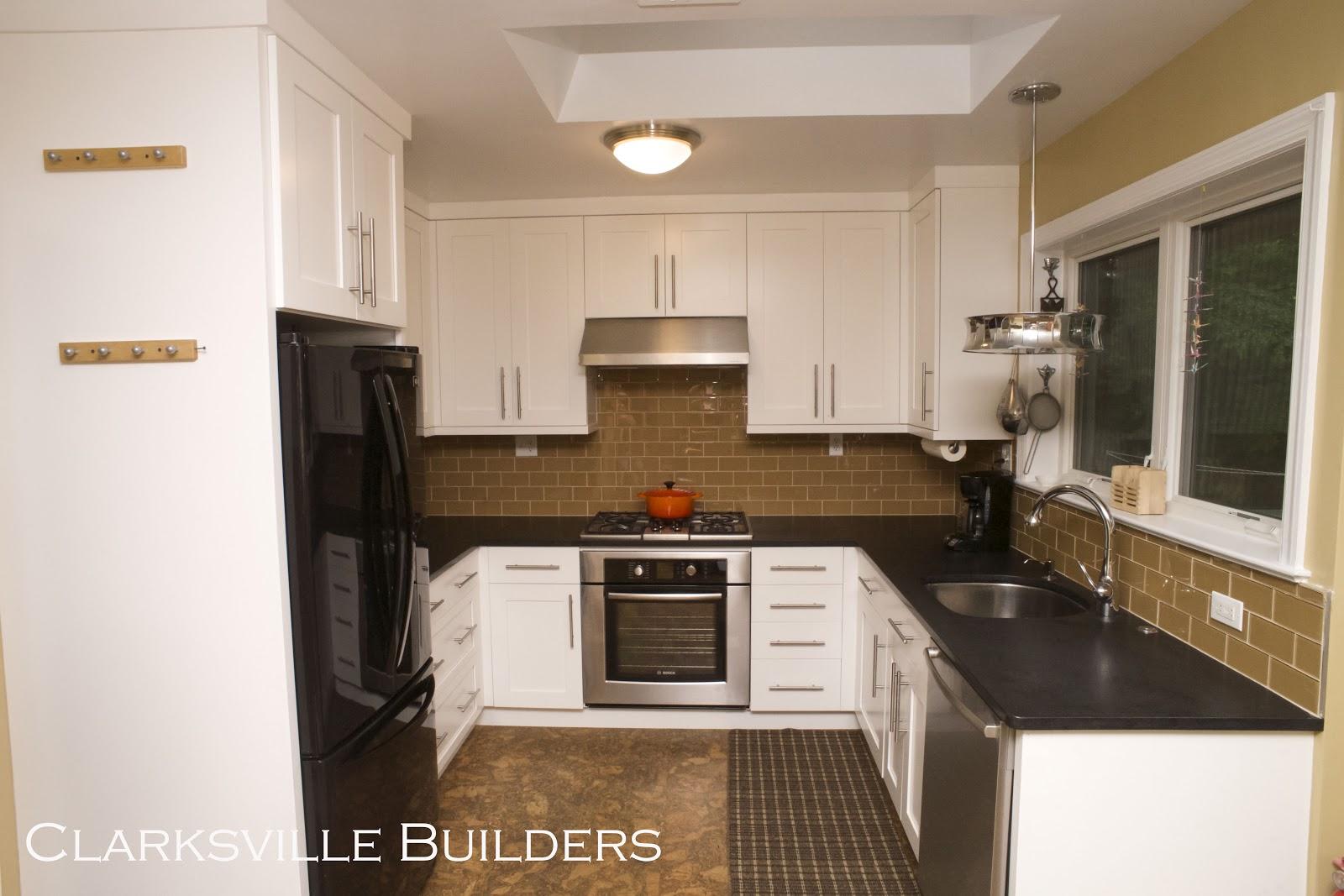 Silver Spring Kitchen Remodel Clarksville Builders - Kitchen remodeling silver spring md