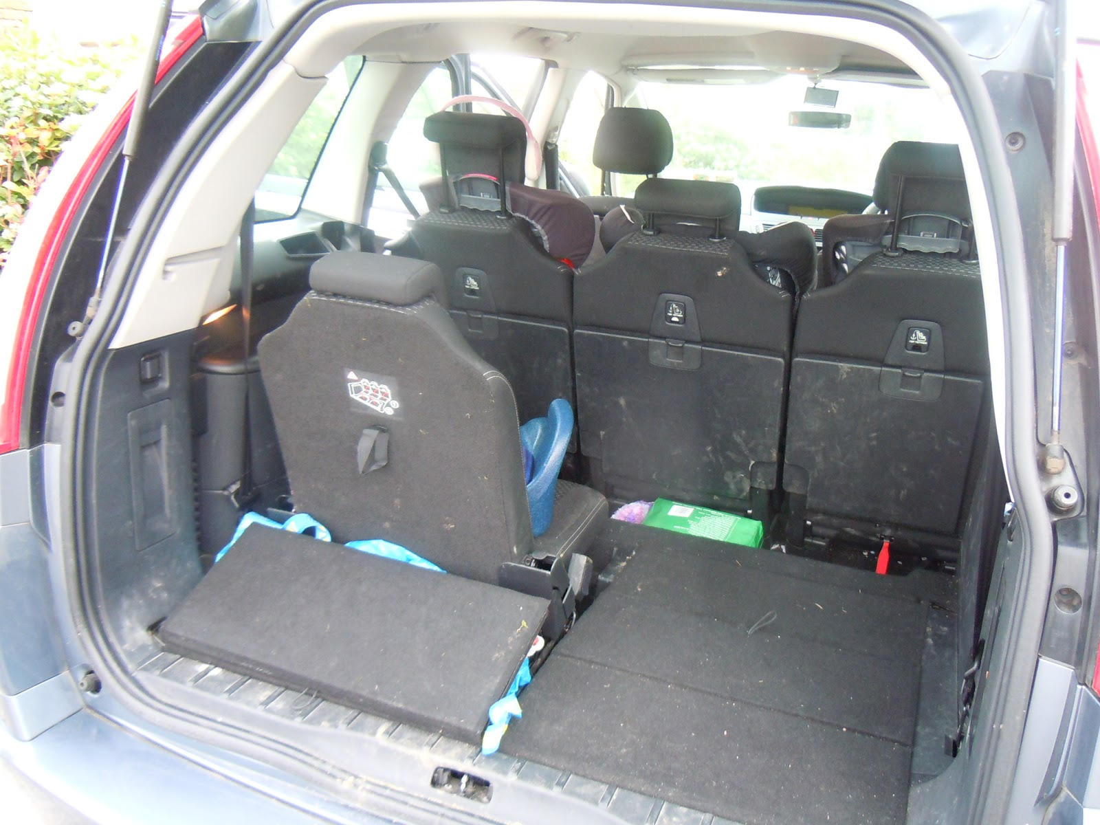 the daily muttering review family car citroen c4 grand picasso. Black Bedroom Furniture Sets. Home Design Ideas