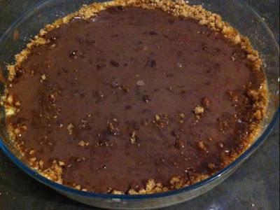 receita torta paçoca amendoim domingo