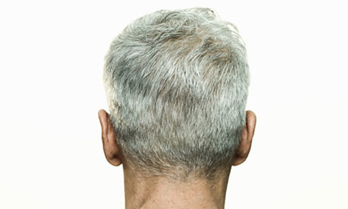 CAN PREMATURE GREY HAIR BE REVERSED THE MALE GROOMING