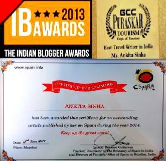 Awards 2012-2015