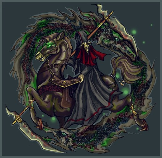 NecromanceR por VampireKosh