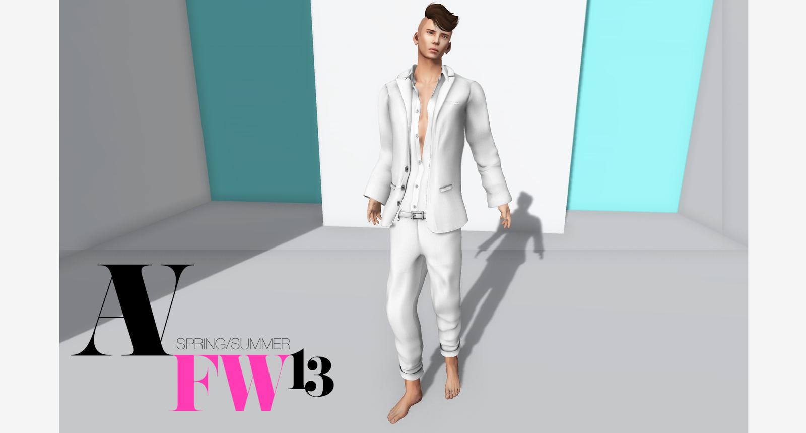 AVENUE S/S Fashion Week 2013