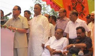 জাতীয় পার্টি এককভাবে নির্বাচন করবে: এরশাদ