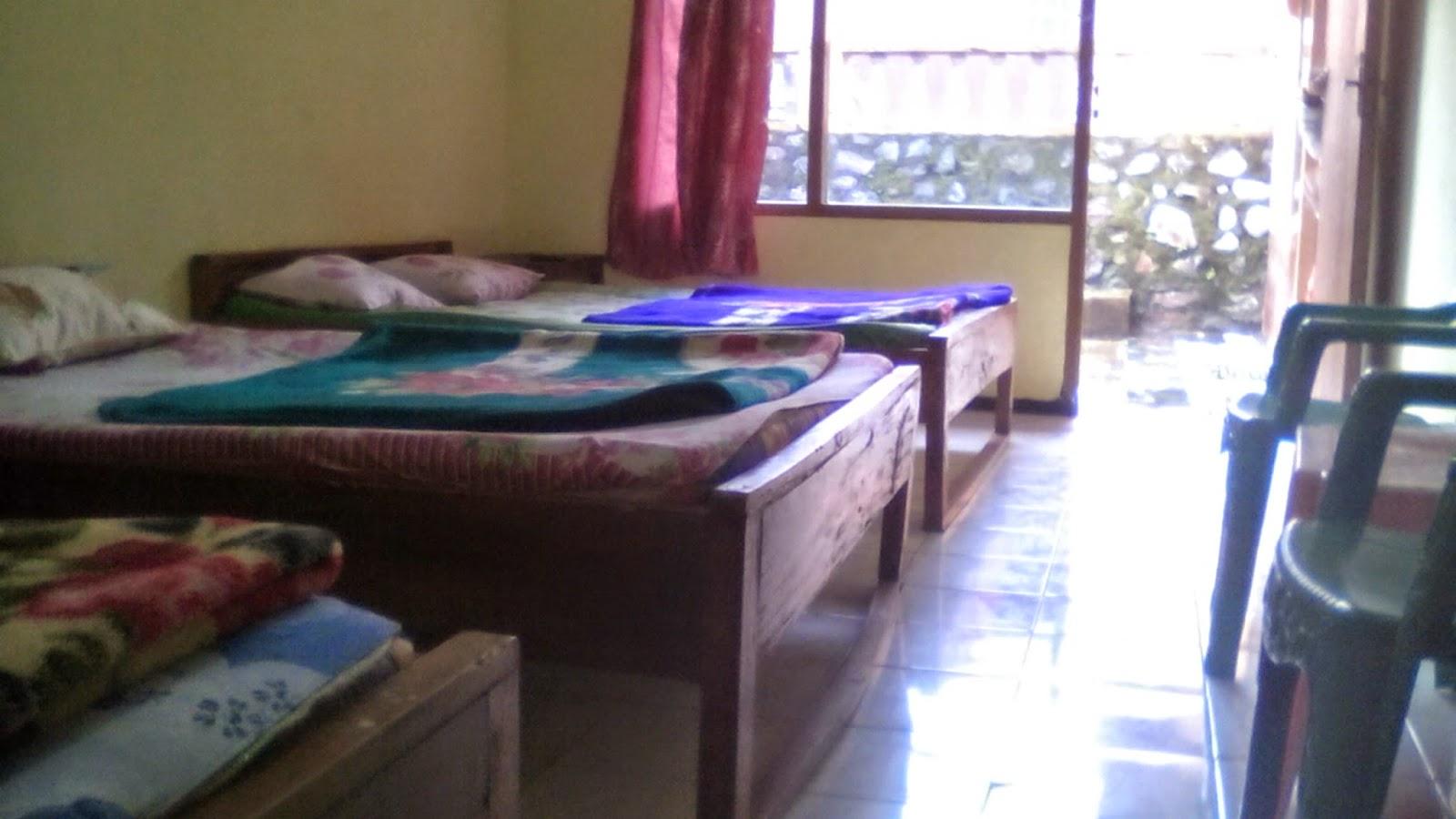 Kamar di Sedulur Homestay 3 Bromo