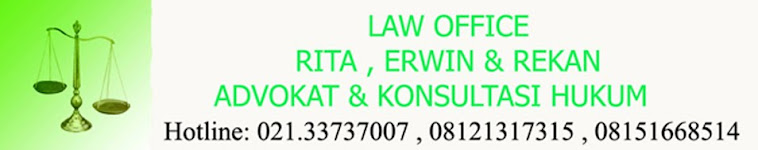 Law Office of RITA Advokat dan Konsultasi Hukum