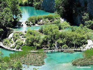 Foto-Danau-Indah-Plitvice-Lakes_6