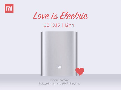 Mi 10400mAh Power Banks Valentine's Week Sale
