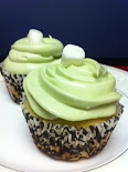 Green Tea Cupcakes