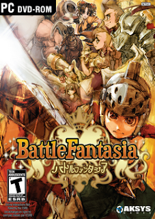 Free Download Battle Fantasia PC Game Full Version