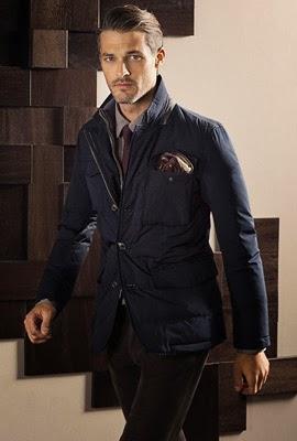 Massimo Dutti hombre otoño invierno blazer