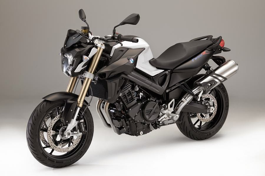 BMW F 800 R (2015) Front Side 2
