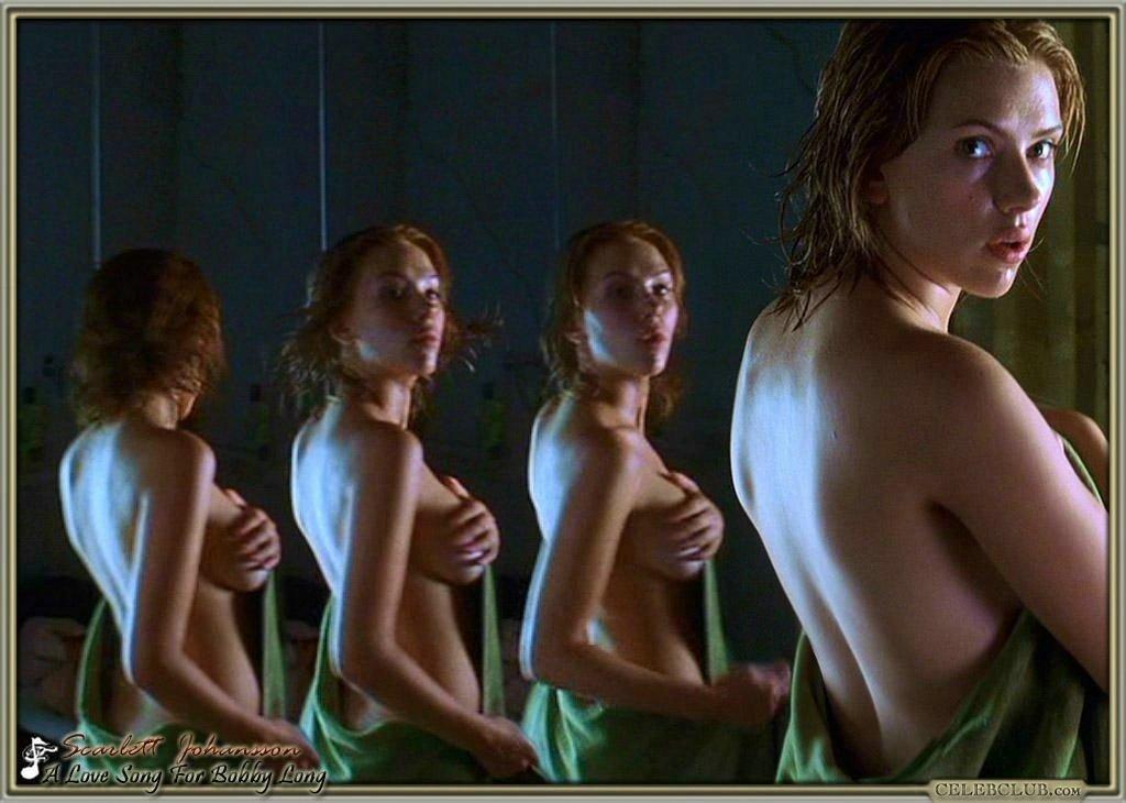 Scarlett Johansson Nude Access