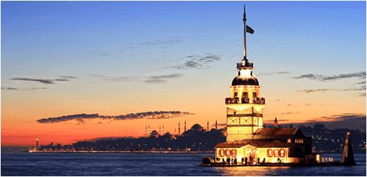 İstanbul'da sevgiliyle nerelere gitmeli