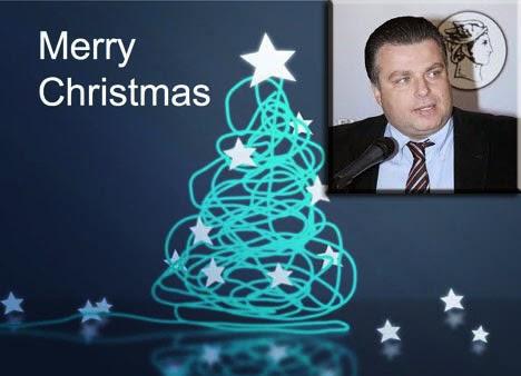 Νίκος Καραπάνος - Ας χαρούμε λοιπόν τα Χριστούγεννα !!! Χρονια σας Πολλά