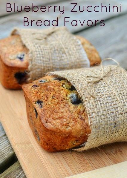 mini zucchini breads