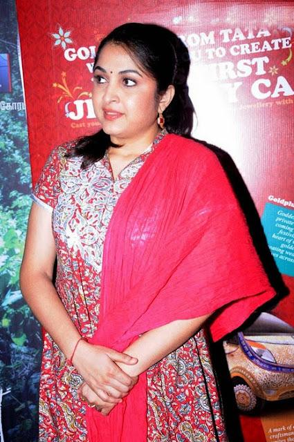 Ramya Krishnan In Salwar