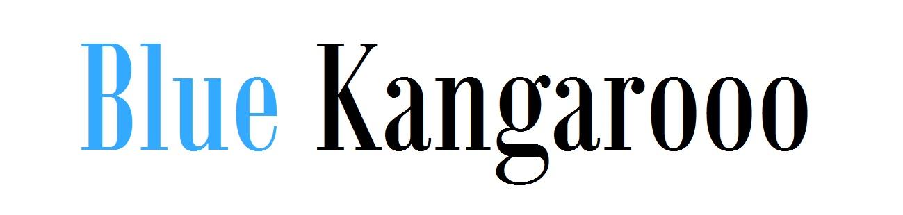 BLUE KANGAROOO