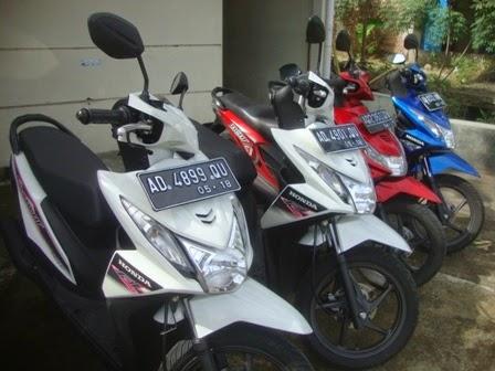 Peluang Bisnis Persewaan atau Rental Sepada Motor