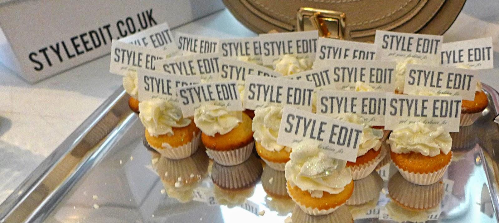 Style Edit Cupcakes