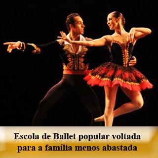 Escola  Popular de Ballet