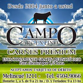 CAMPO ARGENTINO -Carnes Premium