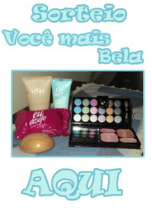 1º Sorteio do Blog MDT