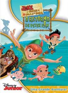 827wee Jake e os Piratas da Terra do Nunca: O Retorno de Peter Pan   Dublado