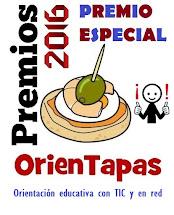 Premio Especial OrienTapas 2016 (ex-aequo)