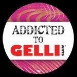 Gelli Printing Junkie :)