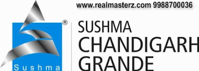 real masterz, real estate, flat, luxury apartment,4bhk, sushma chandigarh grande, ambala road, zirakpur