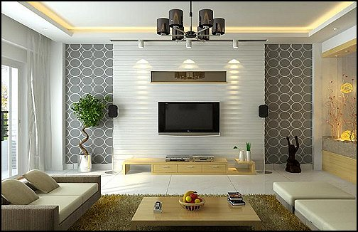 Contemporary Style Decorating