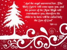 Christmas quotes Bible