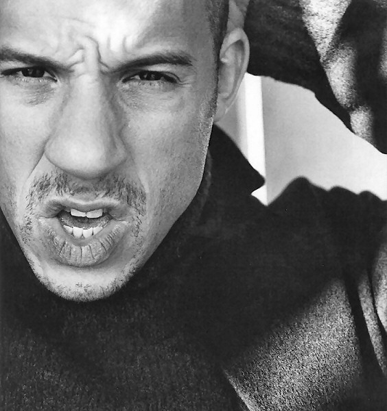 Vin Diesel Ser    The Machine