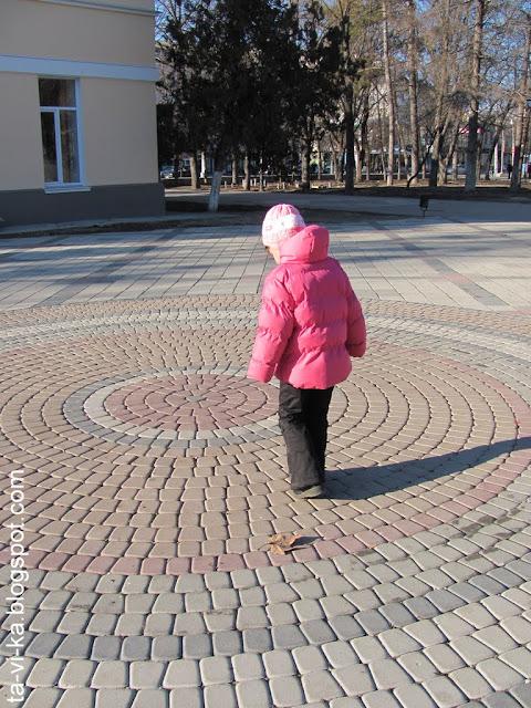 Геокешинг: парк Тренева