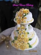 Wedding Cakes - Fondant