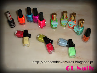 Sorteio Nacional GL Nails