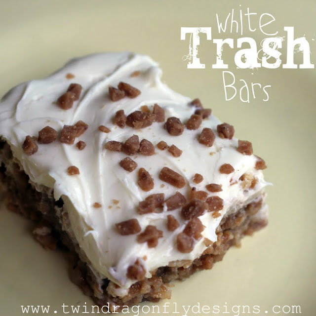 White Trash dessert bars