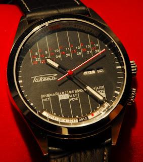 Montre Raketa Eternal Calendar référence W-25-12-20-0006