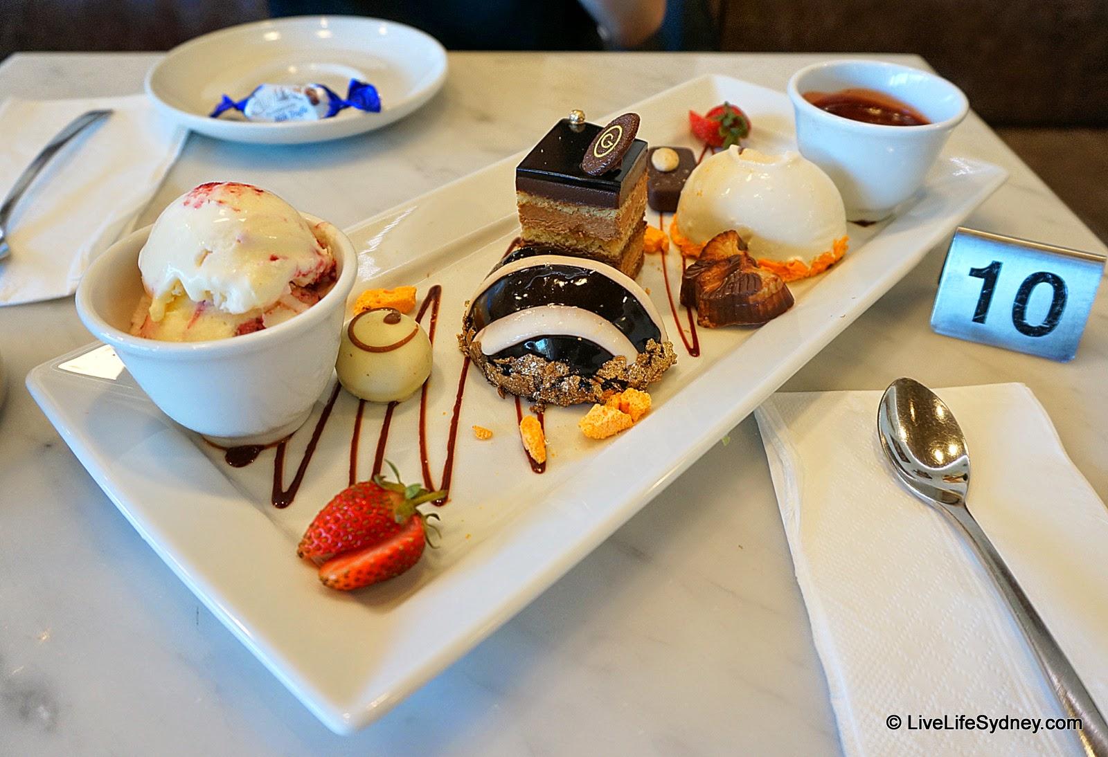 Guylian Cafe Darling Harbour