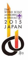 Jambore Dunia 2012 di Jepang