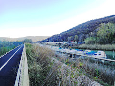 """La gita Cai di domenica 13/1/2013: da Capodistria a Trieste, seguendo l'ex ferrovia """"Parenzana"""""""