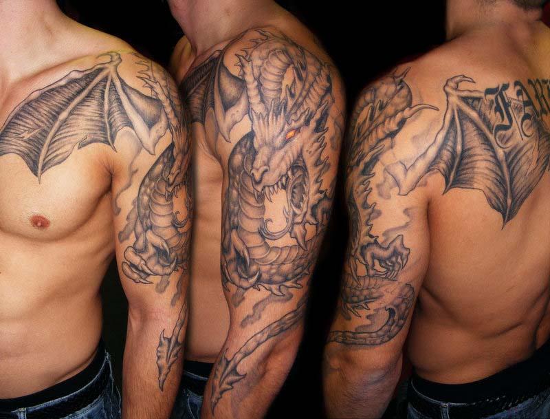 Dragon Tattoo Designs3D Tattoos