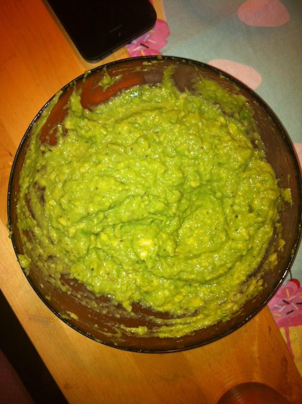 Rezeptidee: Guacamole Dip