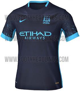 berita bocoran jersey musim depan Jersey Tandang Manchester City 2015/2016 di enkosa sport toko online jersey terpercaya